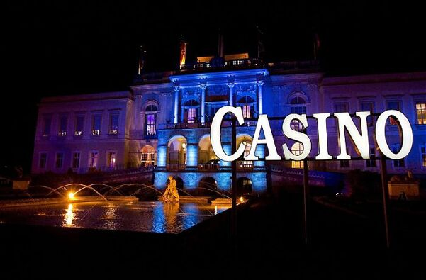 Dinner & Casino Salzburg