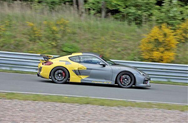 Porsche Fahren Schenken